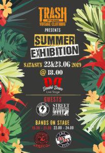 Trash Summer Exhibition