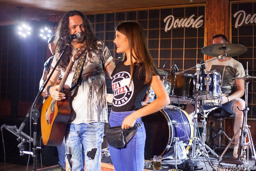 Rhodes music stage