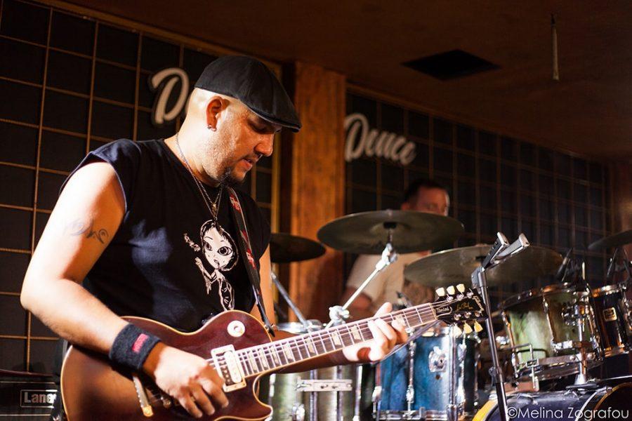 George Iliou • Izzy Dizzy Band