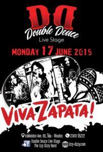 Viva Zapata Live