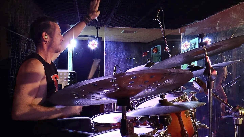 Dimitris Tokouzis @ The Izzy Dizzy band • Double Deuce Live Stage