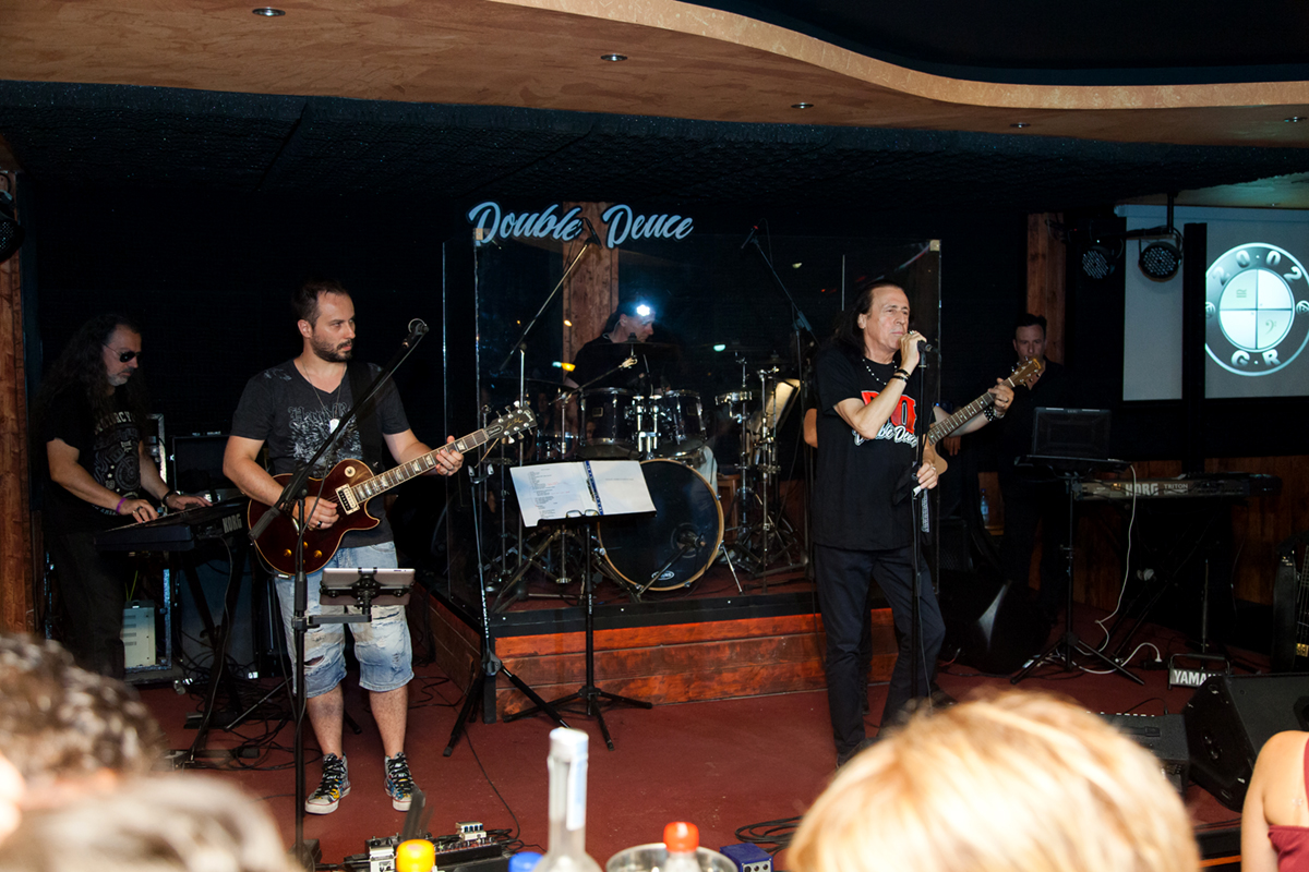 2002GR Live • Double Deuce Live Stage