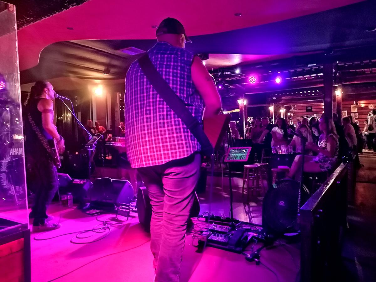 TRASH Event Summer 2019 • Double Deuce Live Stage
