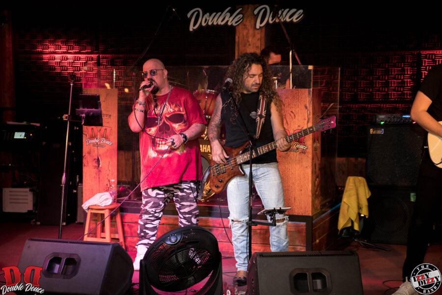 The Izzy Dizzy Band Feat. Vasilis Axiotis • Double Deuce Live Stage