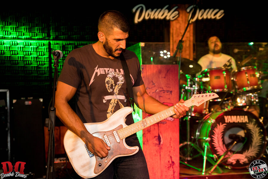 7.000 Watt • Double Deuce Live Stage