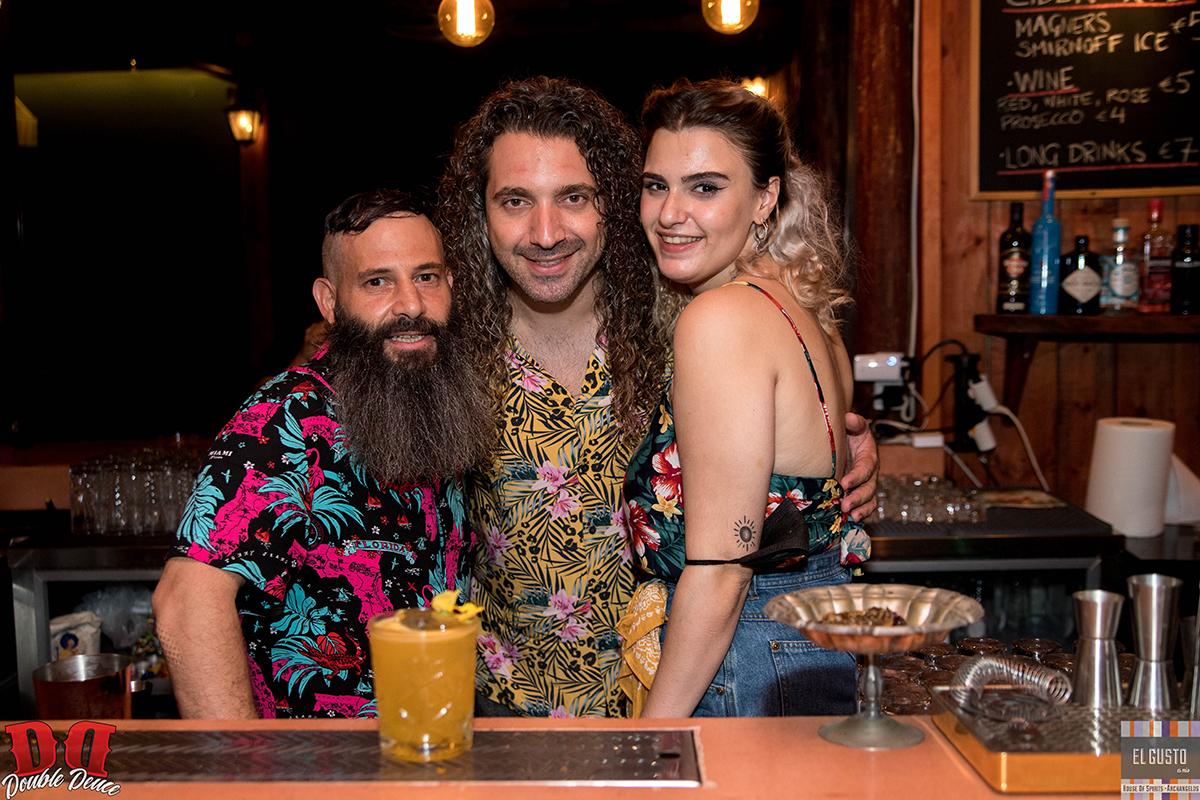 Exotic Flavors & Cocktails event • Double Deuce Live Stage