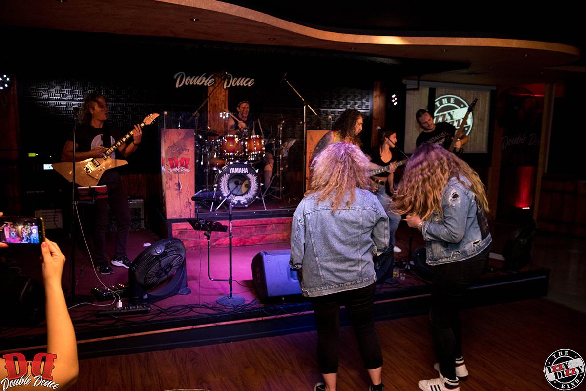 Coronita event • Double Deuce Live Stage