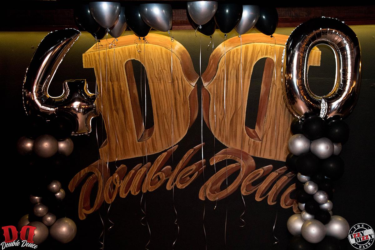 The Party Is Here! Bairam's Birthday Party! • Double Deuce Live Stage