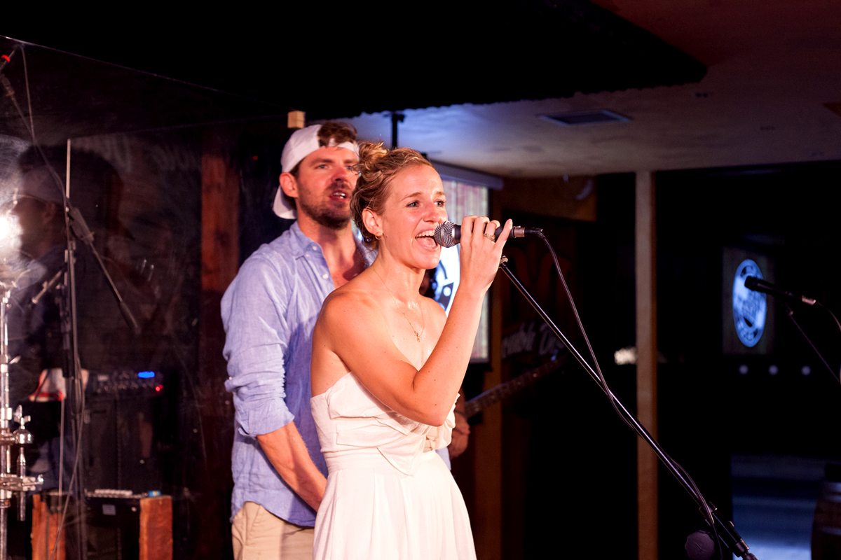 Wedding party! • Double Deuce Live Stage