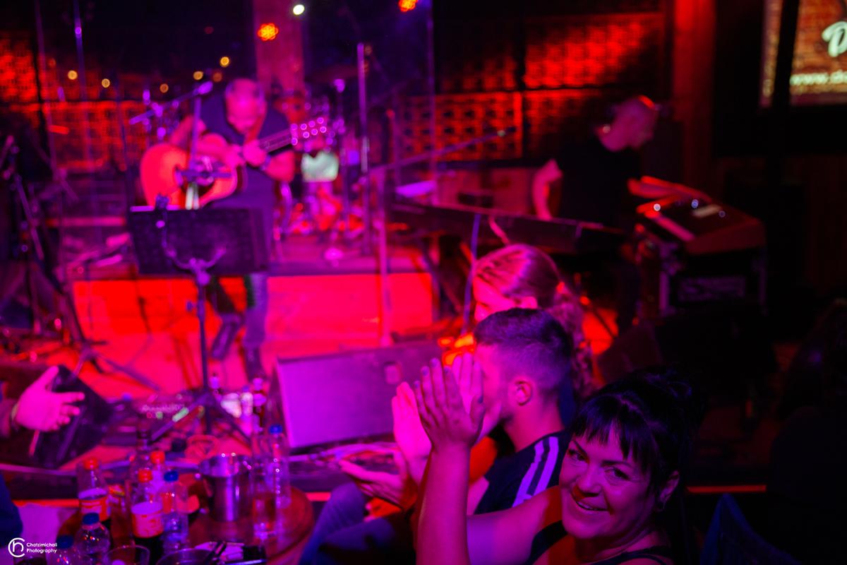 Thivaios Live • Double Deuce Live Stage