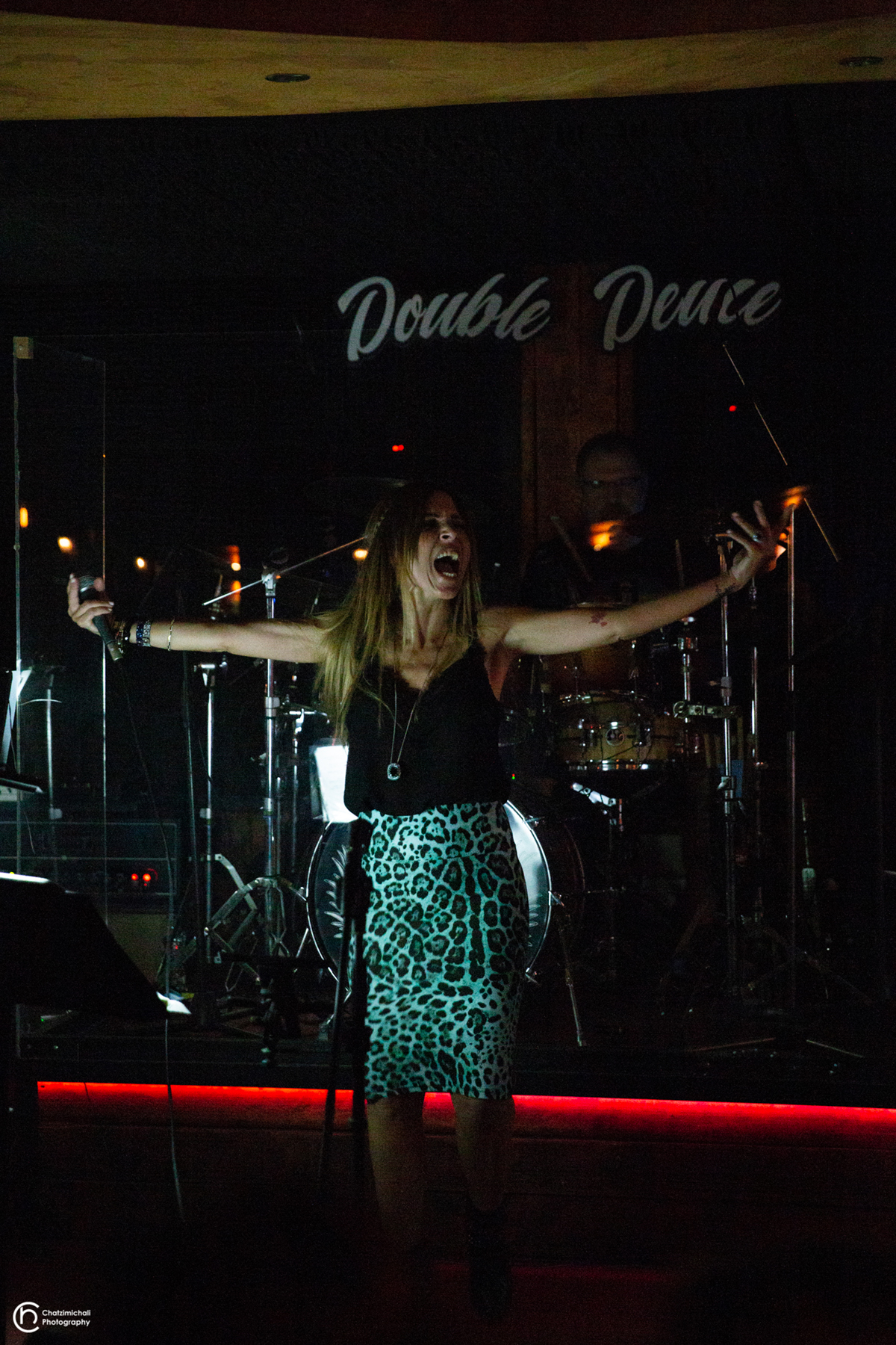 Evridiki Live • Double Deuce Live Stage